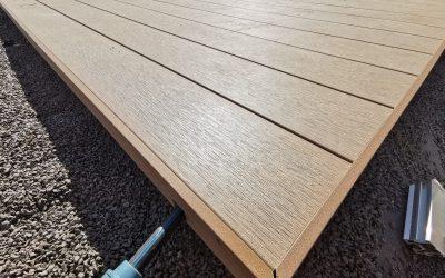 Max | RUSTIC | Teak - Woodplastic